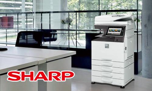 SHARP複合機